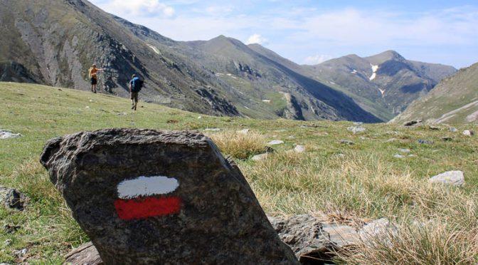 GR – Sentier de Grande Randonnée