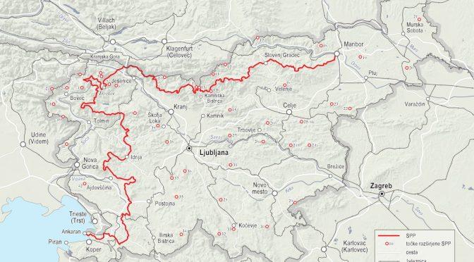 Slovenian Mountain Trail