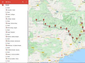GR52 A auf GoogleMaps