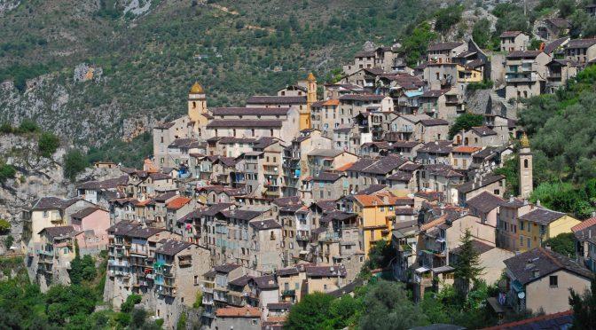 GR 52 A: Le Sentier Panoramique du Mercantour