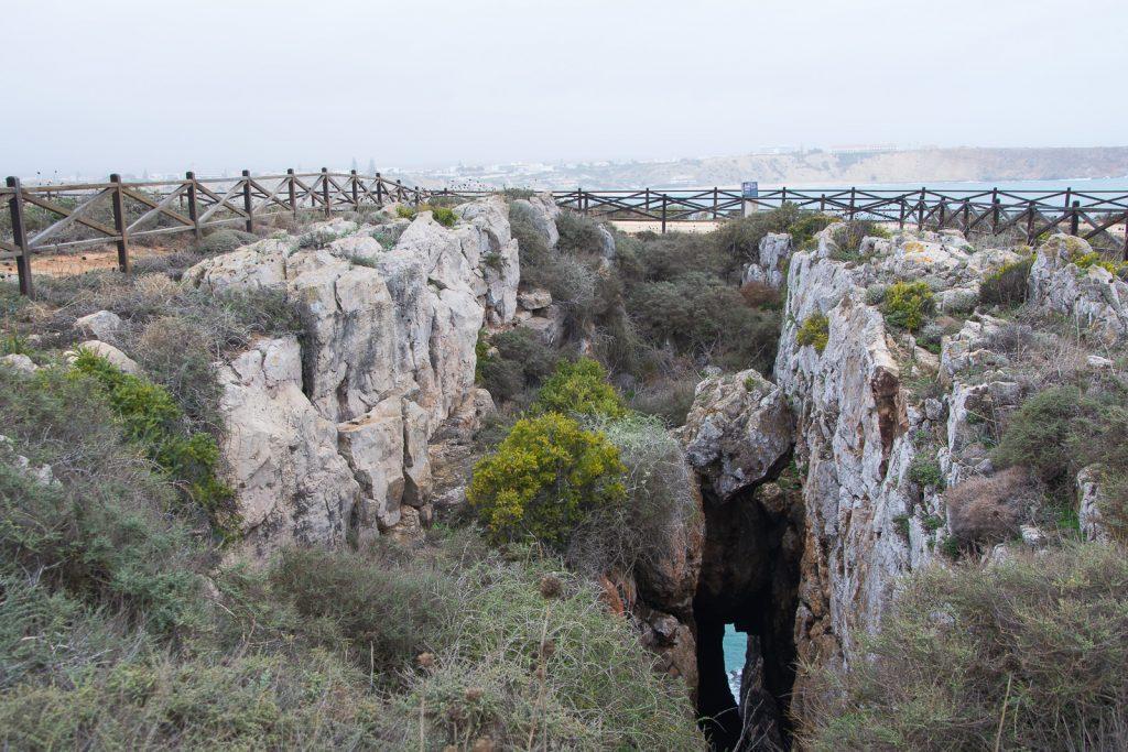 Die Klippe von Sagres