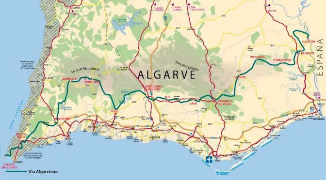 Via Algarviana | Portugal