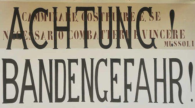 Partisanenpfade im Piemont