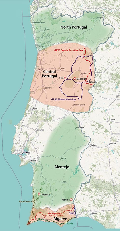 Portugal Hikes