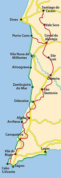Rota Vicentina | Portugal