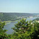 Bad Breisig von Hammersteiner Ley - Rheinsteig-Etappe 17: Rheinbrohl - Leutesdorf