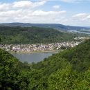 Auf dem Rheinsteig