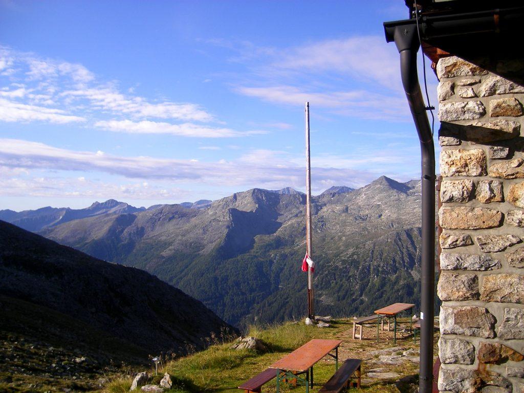 Auf der Kattowitzer Hütte - 2321m