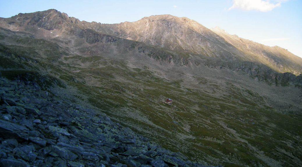 Kattowitzer Hütte - 2321m