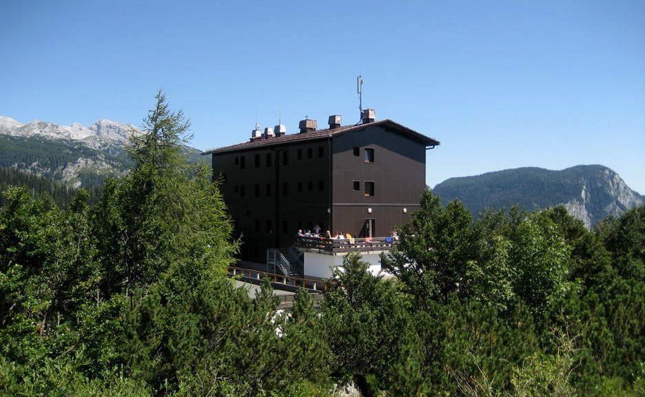 Dom na Komni - 1520 m