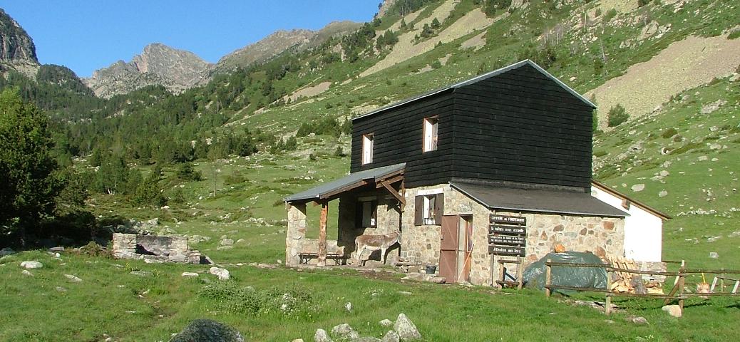 Refuge Ras de Carançà - 1831m