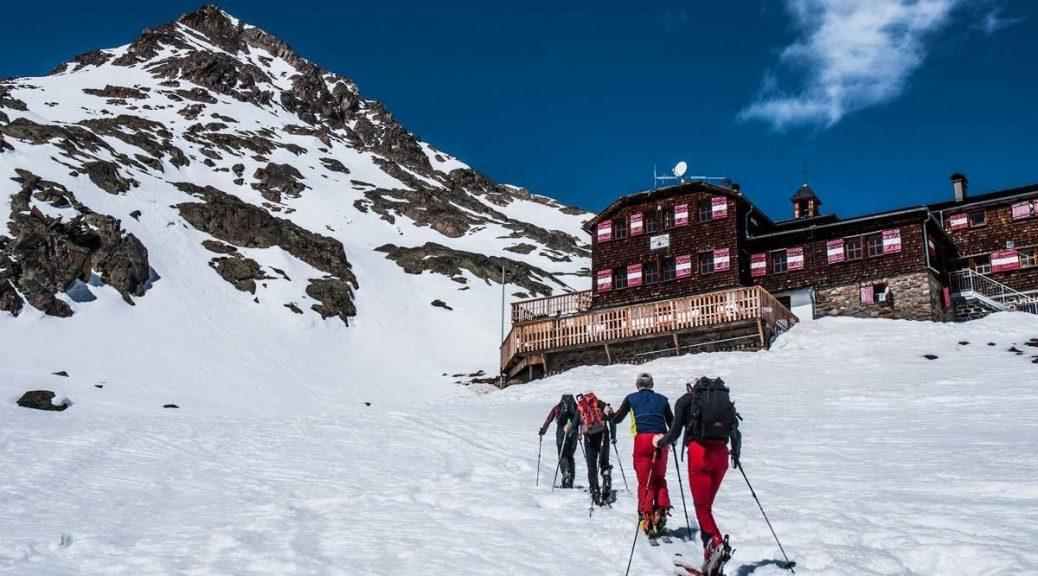 Skitouren um die Vernagthütte