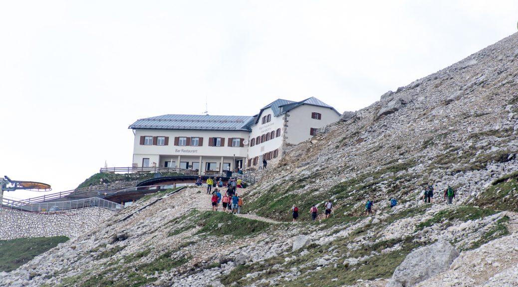 Rosengartenhütte/Kölner Hütte am Rosengarten
